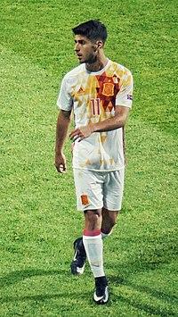 Marco Asensio - Wikipedia, la enciclopedia libre