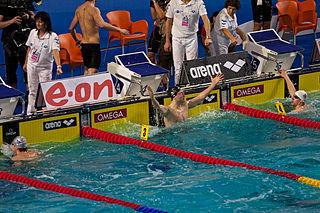 Marco Orsi Italian swimmer