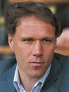 Marco van Basten Dutch association football player and manager