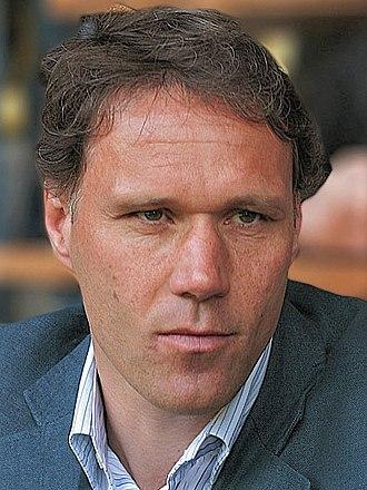 Marco van Basten - Van Basten in 2006