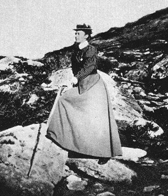 Margaret Jackson (climber) - Margaret Jackson