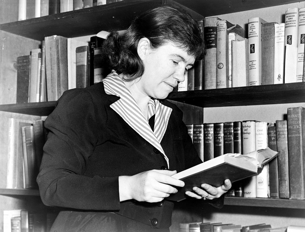 Dr Margaret Meade