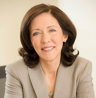 Maria Cantwell - Image: Maria Cantwell
