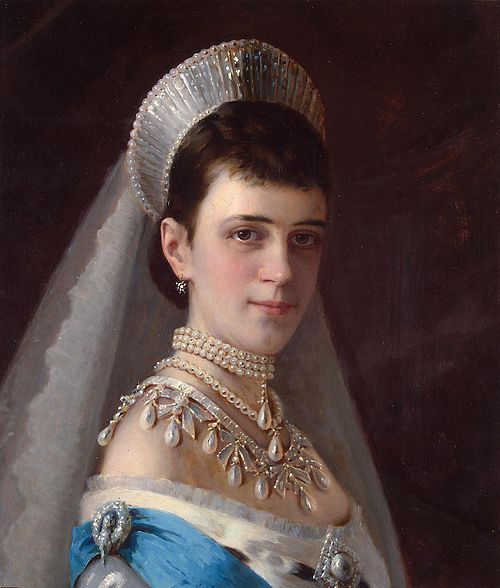 Tsar Alexander III 500px-Maria_Fyodorovna_%28Kramskoj%2C_1880s%29