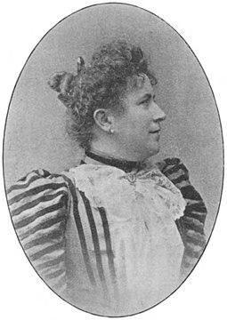 Marie van Eijsden-Vink - Onze Tooneelspelers (1899) (1)