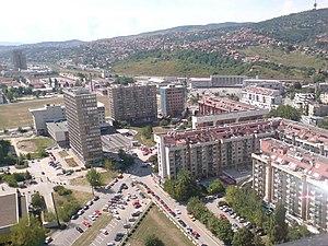 Marijin Dvor (Sarajevo) - Image: Marijin Dvor