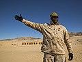 Marines chamber fundamentals - Okinawa Marines train in California desert 150124-M-XX123-052.jpg
