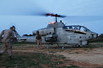 Marines forward-arm, refuel helicopters during FARP exercise 130403-M-DU087-742.jpg