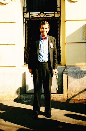 Mark Palmer - Mark Palmer US Embassador to Hungary on 23/10/1989