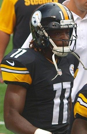Markus Wheaton - Wheaton with the Pittsburgh Steelers in 2013