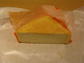 Image illustrative de l'article Maroilles (fromage)