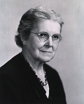Martha May Eliot - Martha M. Eliot