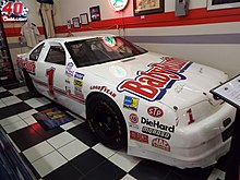 nascar driver from wilmington nc