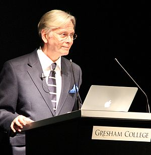 Martin Elliott (surgeon) - Martin Elliott delivering a Gresham College lecture.