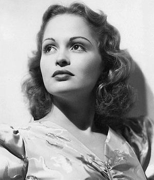 Mary Healy (entertainer) - Healy in a 1939 publicity photo