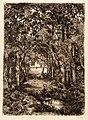 Mary Nimmo Moran-The Sea through the Woods-ca 1880-1890.jpg
