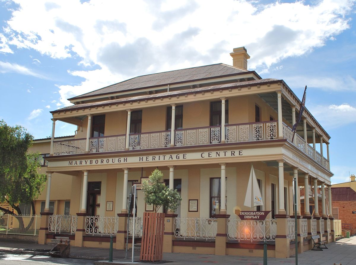 Maryborough Heritage Centre