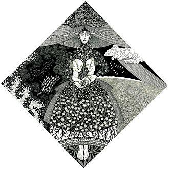 Marzanna - Marzanna Mother of Poland by Marek Hapon