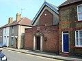 Masonic Hall, Ivy Street, Rainham - geograph.org.uk - 1260022.jpg