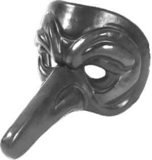 Il Capitano - Image: Masque picto