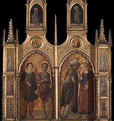 Pratovecchio Altarpiece
