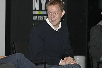 Matt Hubbard - Hubbard at the 2009 New York Television Festival