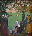 Maurice Denis-The Sacred Spring at Guidel-Hermitage Museum.jpg