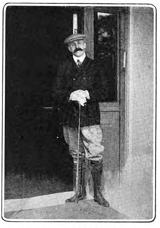 Max Pemberton - Leisure time ca. 1903