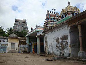 Mayuranathaswami Temple, Mayiladuthurai - Image: Mayuranathar 8