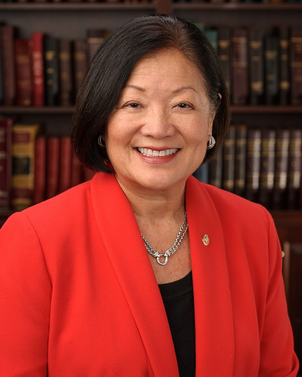 Mazie Hirono, official portrait, 113th Congress