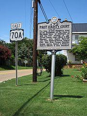 Carroll County Tennessee Wikipedia