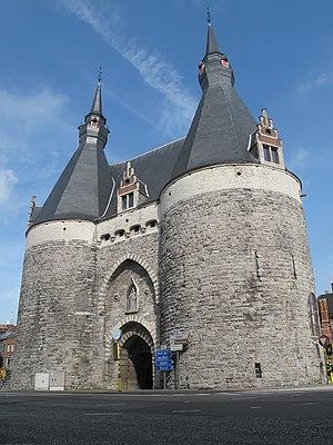 Mechelen, de Brusselpoort RM3411 foto8 2011-09-23 12.52