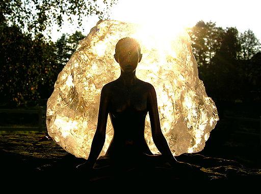 Meditation Harmony Peace Crystal