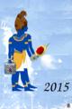 Meilleurs vœux 2015 fond bleu.png