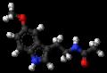 Melatonin molecule ball.png