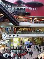 Melbourne Central Shopping Centre Main Area.JPG