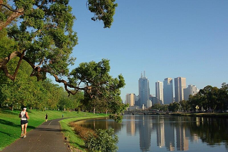 File:Melbourne skyline 2008.jpg