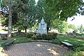 Memorial to Civil War Veterans, Plymouth Community Veterans Park, Church ^ Main Streets, Plymouth, Michigan - panoramio.jpg