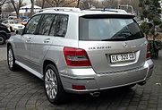 Mercedes-Benz GLK rear 20081125.jpg