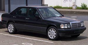 Mercedes-Benz W201 — Википедия