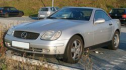 Mercedes-Benz SLK (1996–2000)