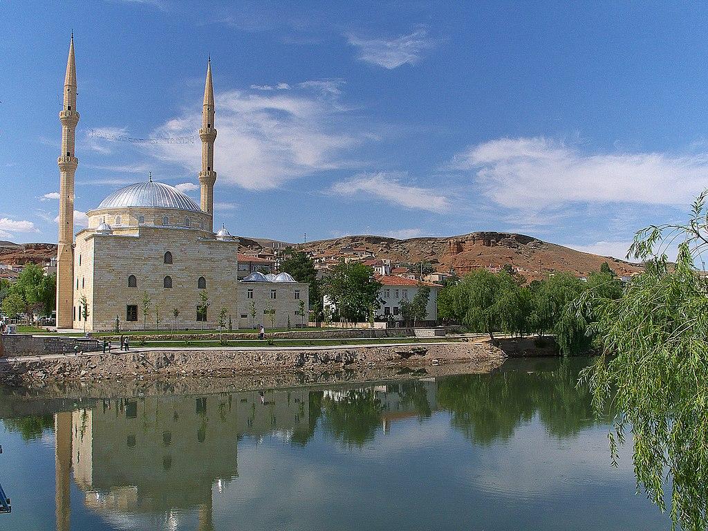 Merkez Yeni Cami. Avanos