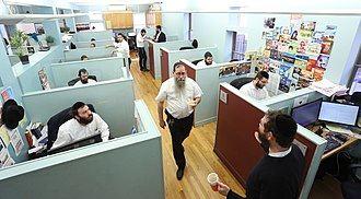 Merkos L'Inyonei Chinuch - Picture of room '302'