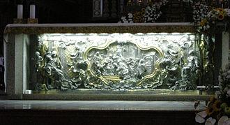 Albert of Trapani - Tomb.