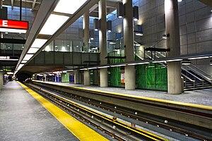 De La Concorde station