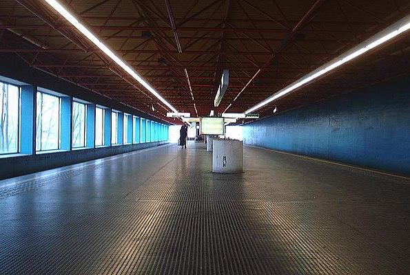 Osseghem/Ossegem metro station