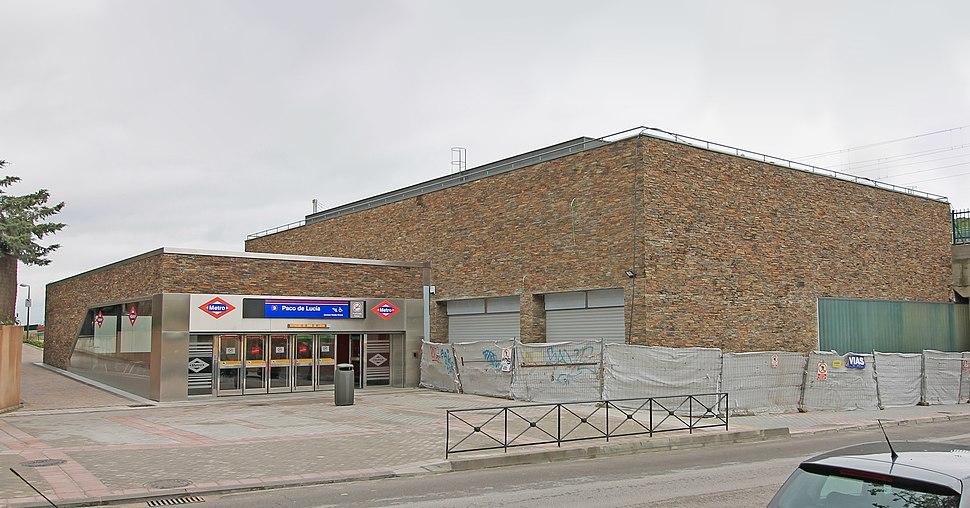 Estación de Paco de Lucía Howling Pixel