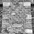 Metselteken en steentje steunbeer in noordgevel. - Dordrecht - 20061147 - RCE.jpg