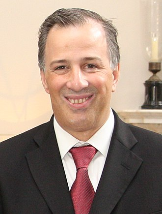 José Antonio Meade - Image: Mexican Foreign Minister (16295258100) (cropped)