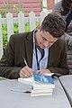 Michael Christie - Eden Mills Writers Festival - 2015 (DanH-6462).jpg
